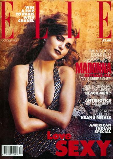 ELLE (UK) October 1991