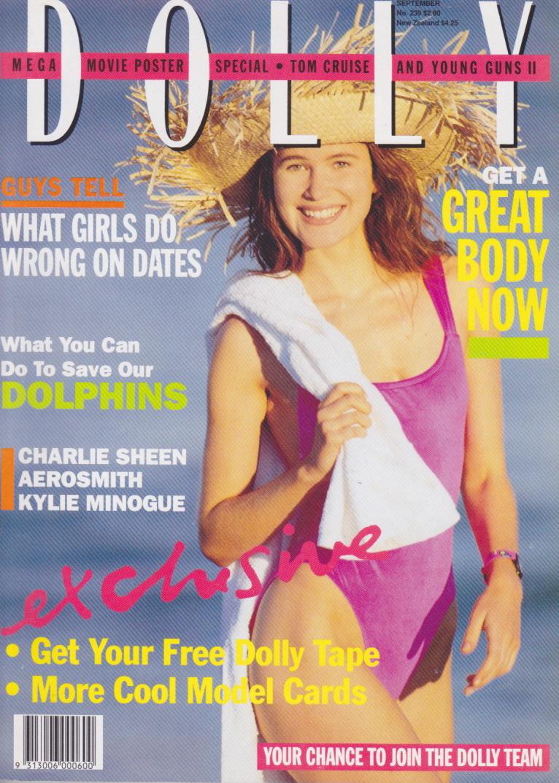 Dolly (Australia) September 1990 | Simone
