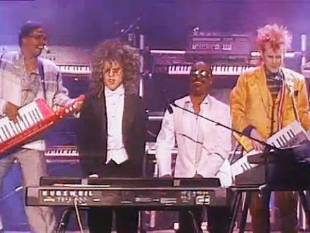 1985 Grammy Awards | Synthesizer Showdown