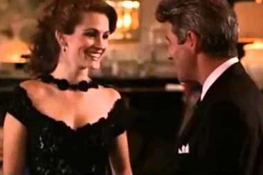 Pretty Woman | Vivian & Edward at Dinner.jpg