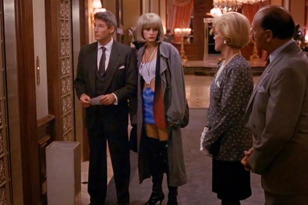 Pretty Woman | Edward & Vivian at Elevator.jpg