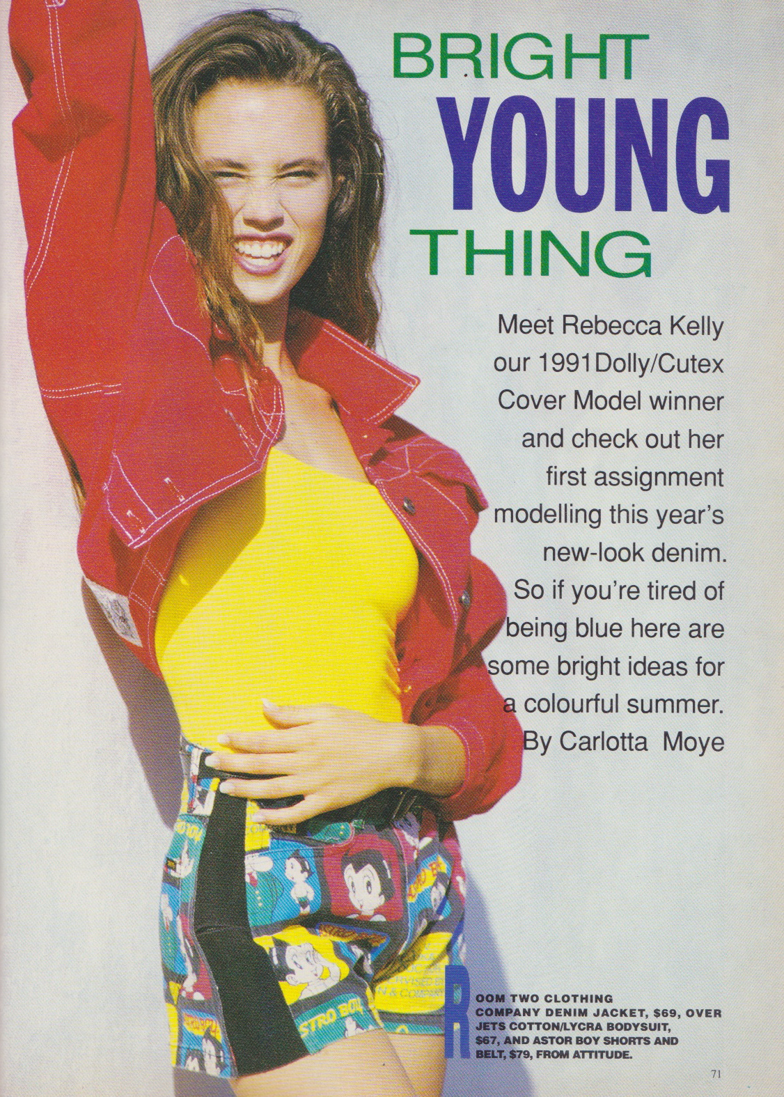 Dolly Covergirl Competition | 1991 Rebecca Kelly 02.jpeg