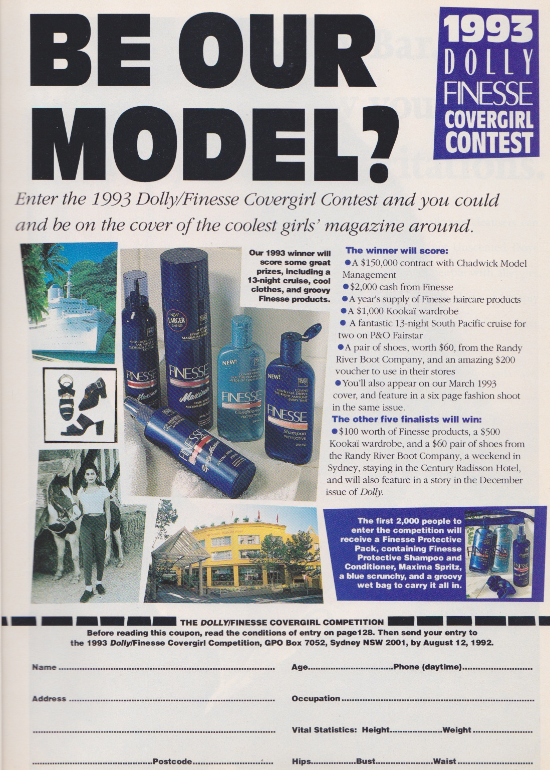 Dolly Covergirl Competition | 1992 Entry Form 02.jpeg