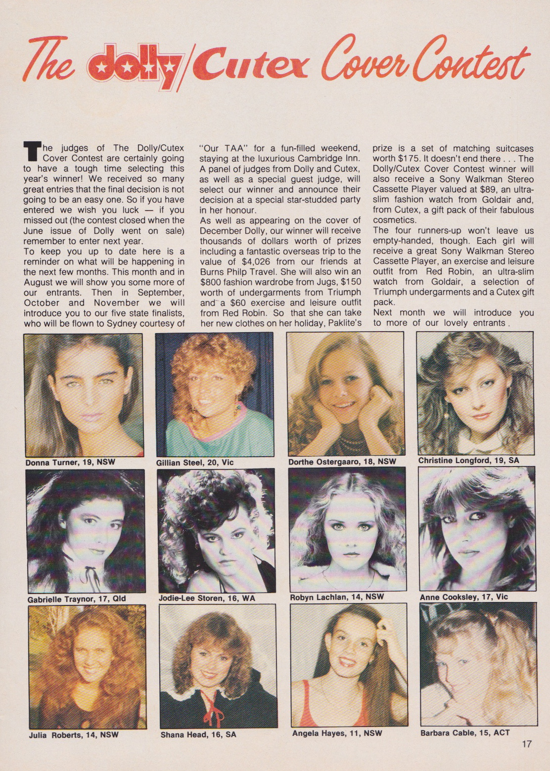 Dolly Covergirl Competition | 1983 Entrants 02.jpeg