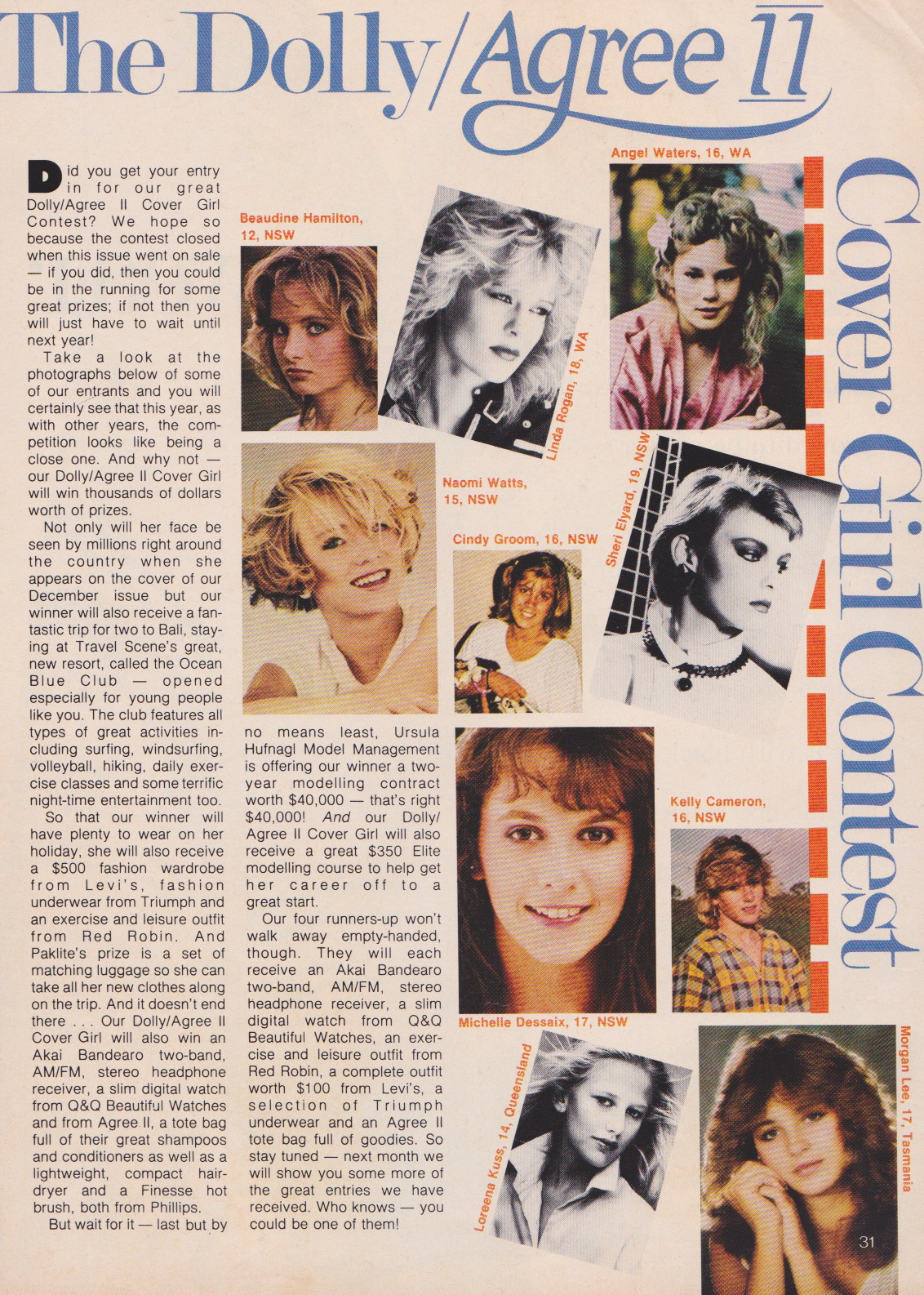 Dolly Covergirl Competition | 1984 Entrants 03.jpeg