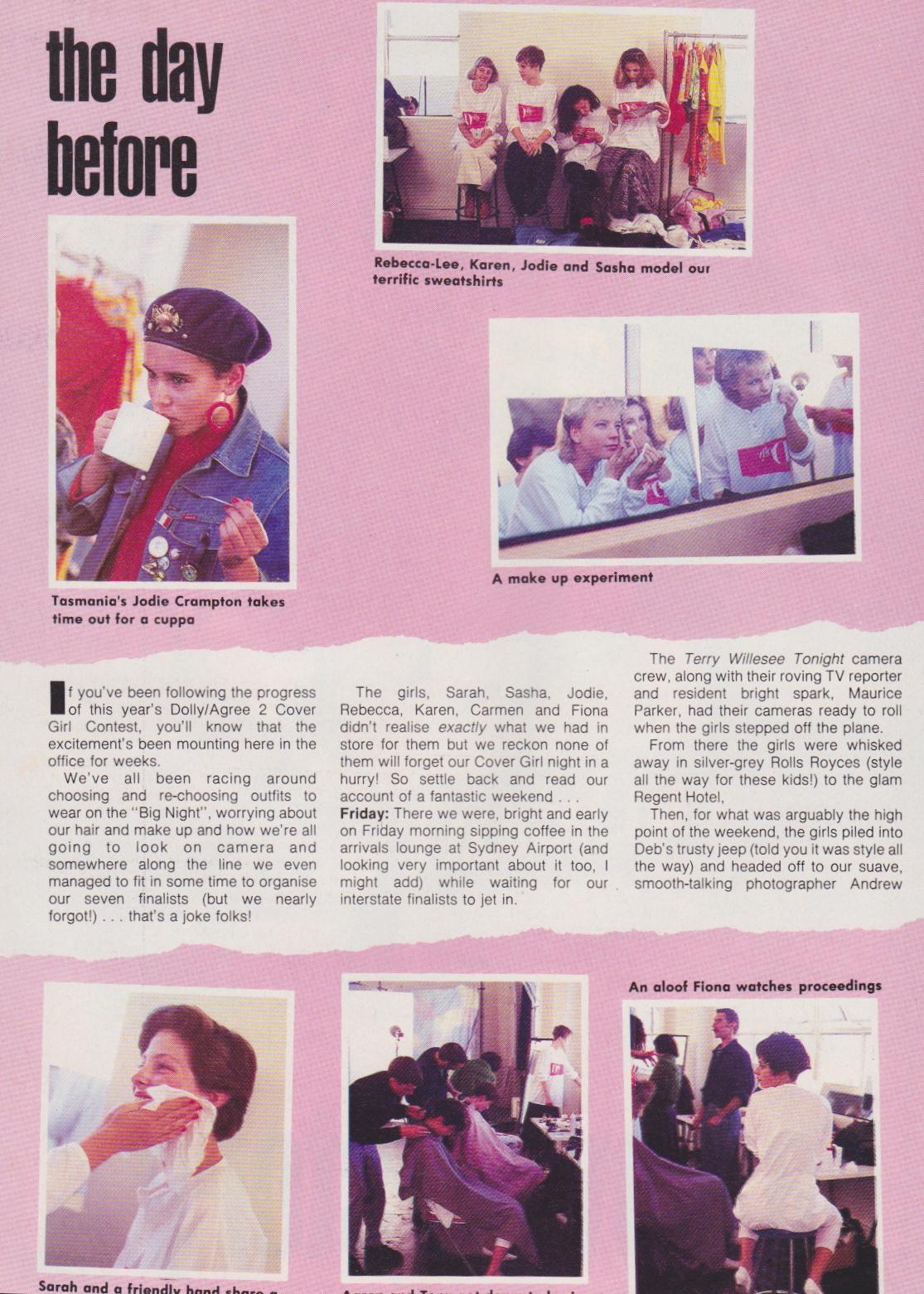Dolly Covergirl Competition | 1985 Winners Article 02.jpeg