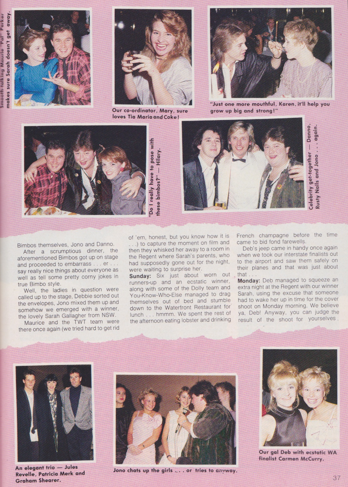 Dolly Covergirl Competition | 1985 Winners Article 04.jpeg
