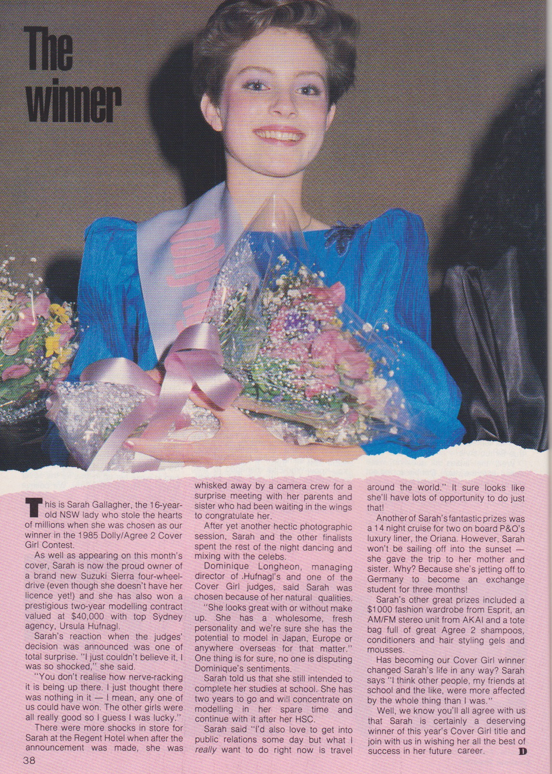 Dolly Covergirl Competition | 1985 Winners Article 05.jpeg