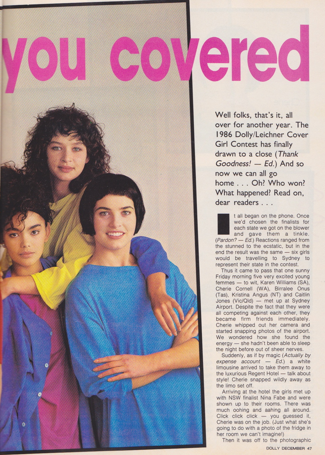 Dolly Covergirl Competition | 1986 Article 02.jpeg
