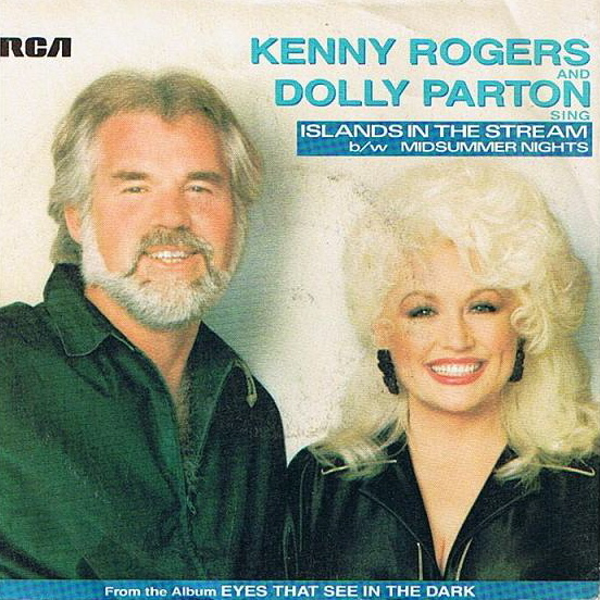 Kenny Rogers & Dolly Parton | Islands In The Stream