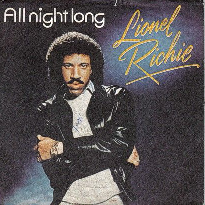 Lionel Richie | All Night Long