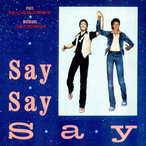 Paul McCartney & Michael Jackson | Say Say Say