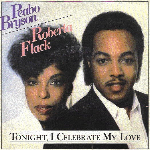 Peabo Bryson & Roberta Flack | Tonight, I Celebrate My Love For You