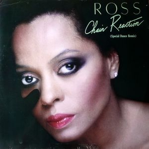 Diana Ross | Chain Reaction Cover