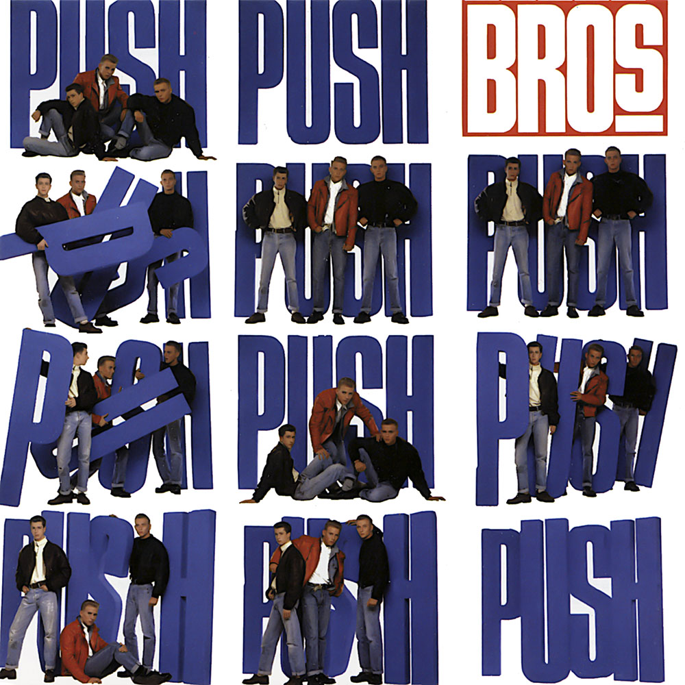 Bros | Push (1988) Album Cover
