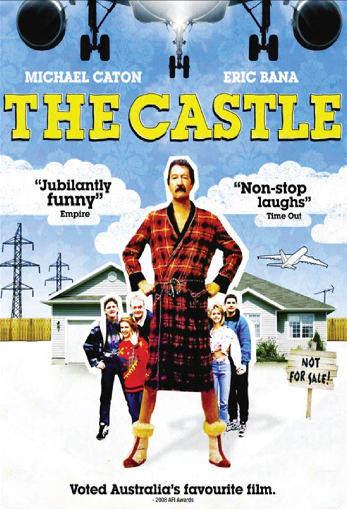 The Castle | Movie Poster