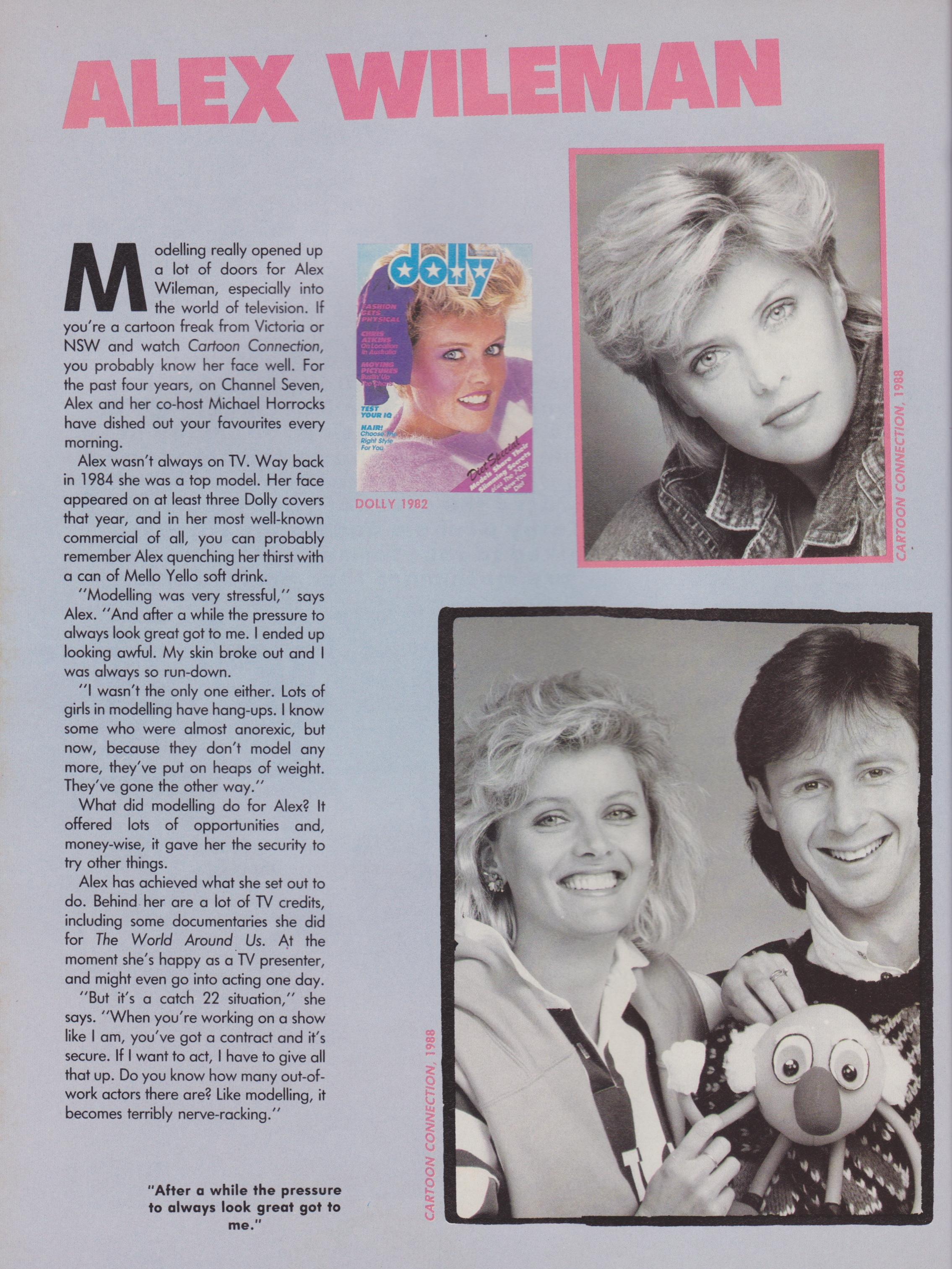 Dolly September 1988 | Past Covergirls 02.jpeg