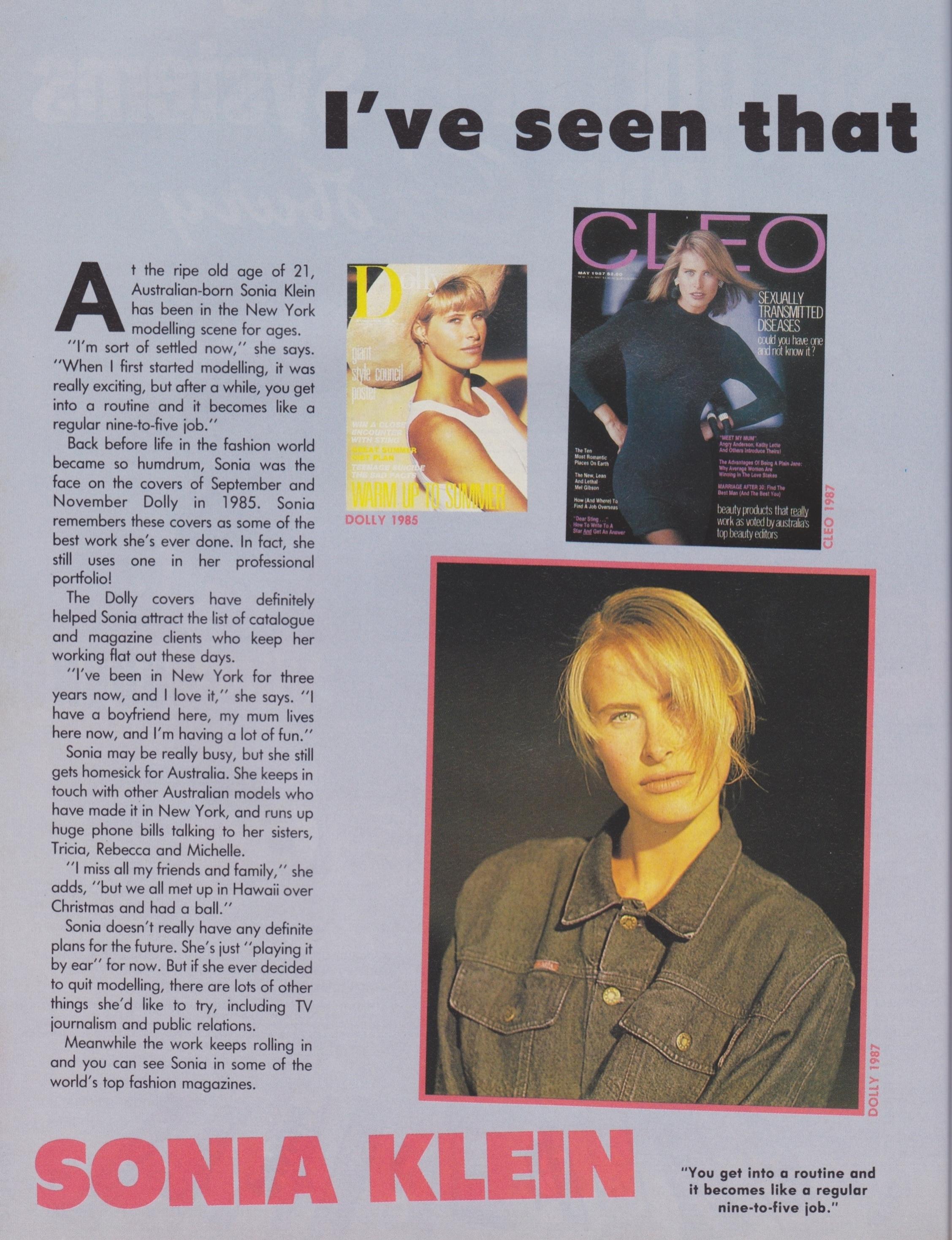 Dolly September 1988 | Past Covergirls 04.jpeg