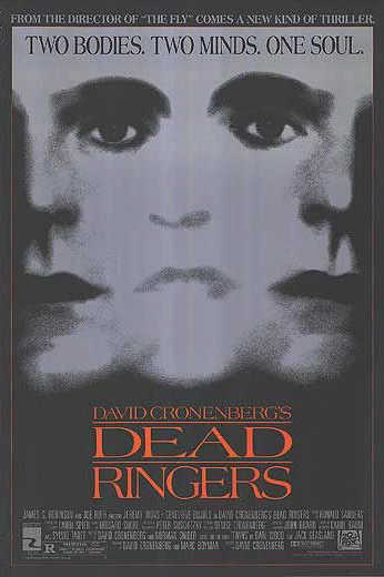 Dead Ringers (1988) | Movie Poster