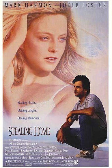 Stealing Home (1988) | Movie Poster
