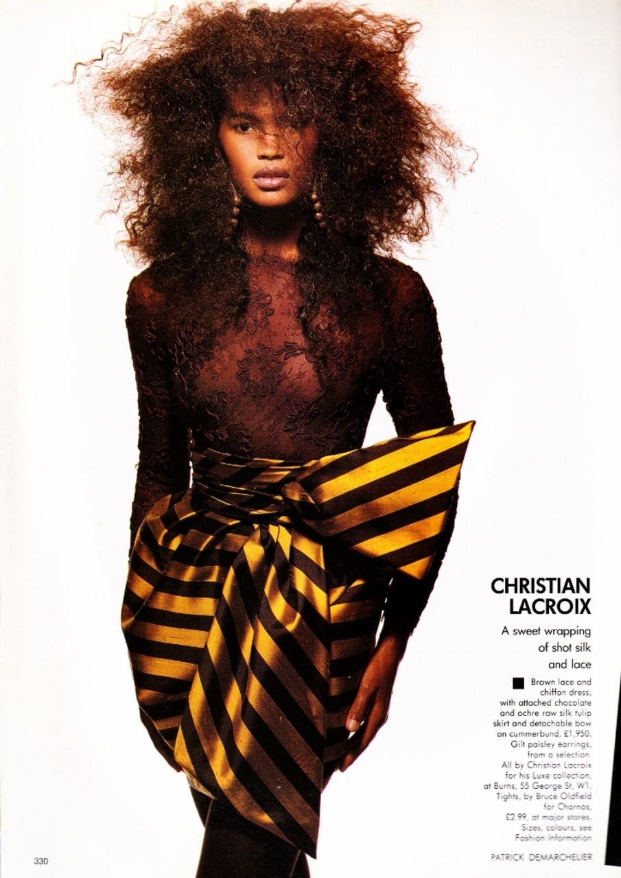 Vogue (UK) September 1988 | Gloriously Decorated 05.jpg