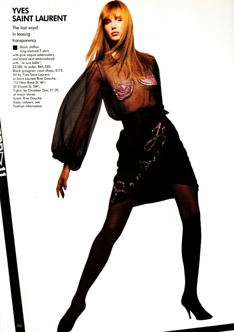 Vogue (UK) September 1988 | Gloriously Decorated 07.jpg