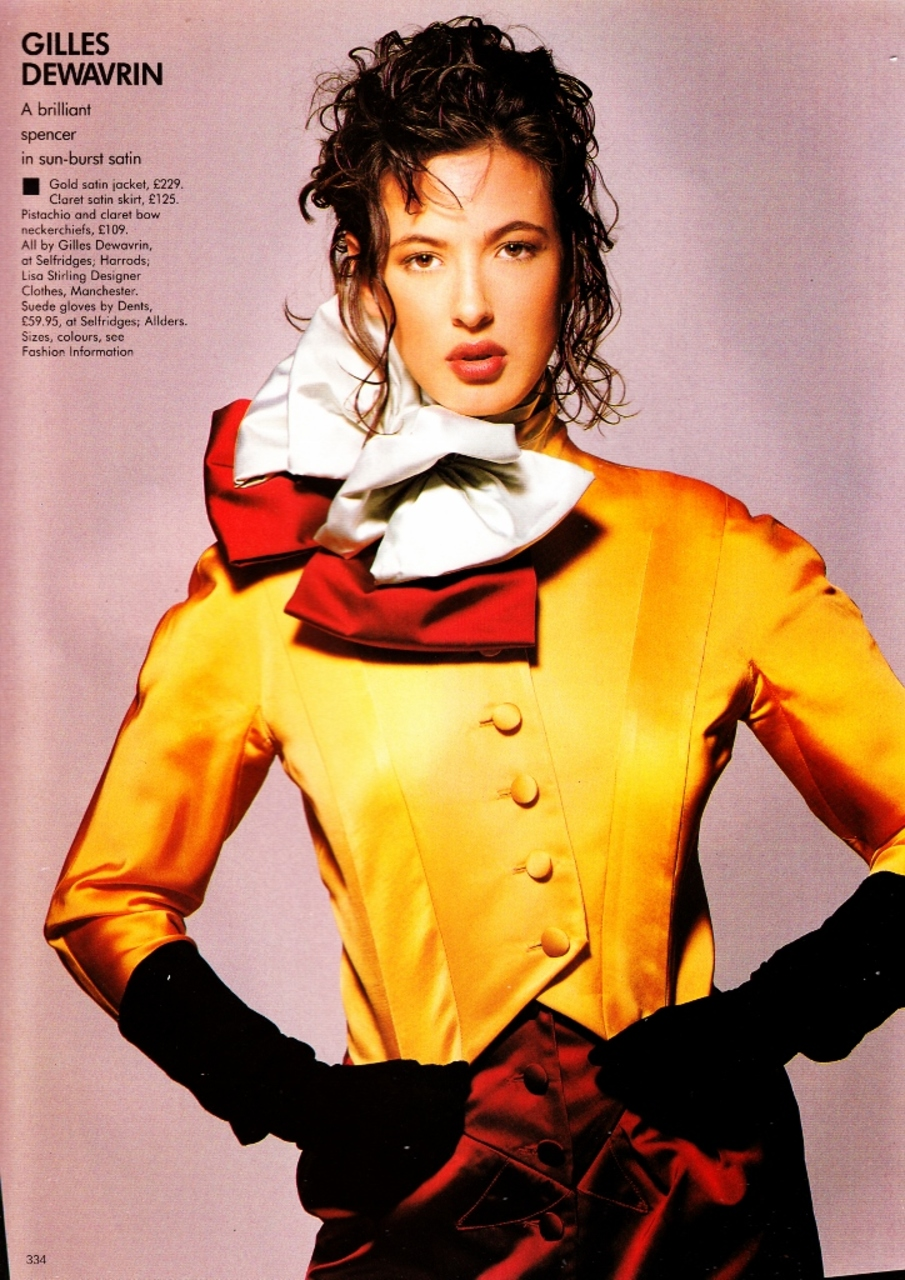 Vogue (UK) September 1988 | Gloriously Decorated 09.jpg