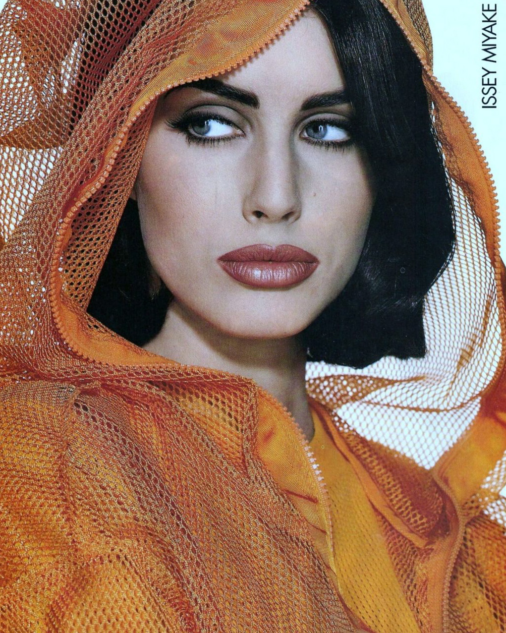 Elle (US) February 1992 | Knockout 02.jpg