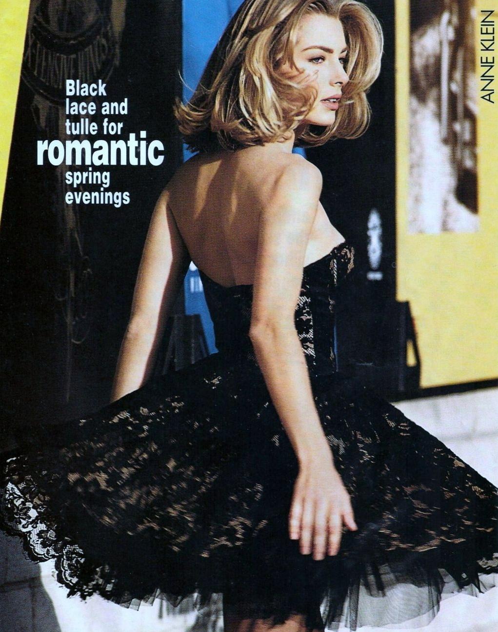 Elle (US) February 1992 | Knockout 12.jpg
