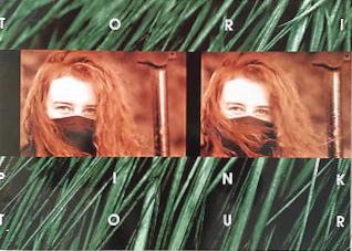 Tori Amos | 'Pink Tour' Programe - 1994