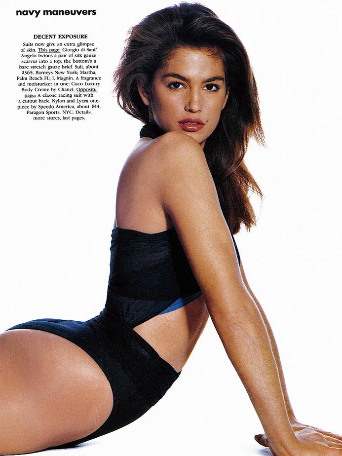 Vogue (US) May 1989 | Navy Maneuvers | Cindy Crawford 03.jpg