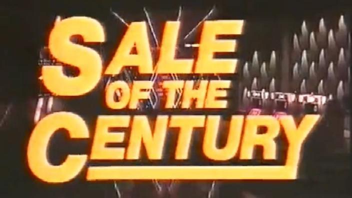 Sale Of The Century Logo
