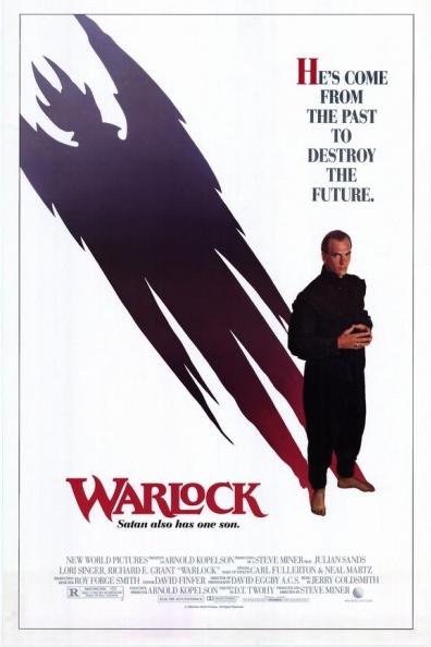 Warlock | Movie Poster