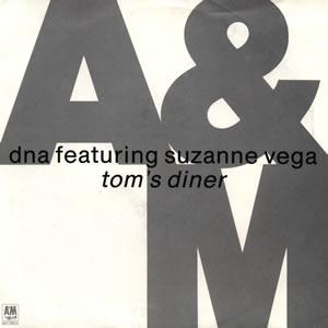 DNA feat. Suzanne Vega | Tom's Diner