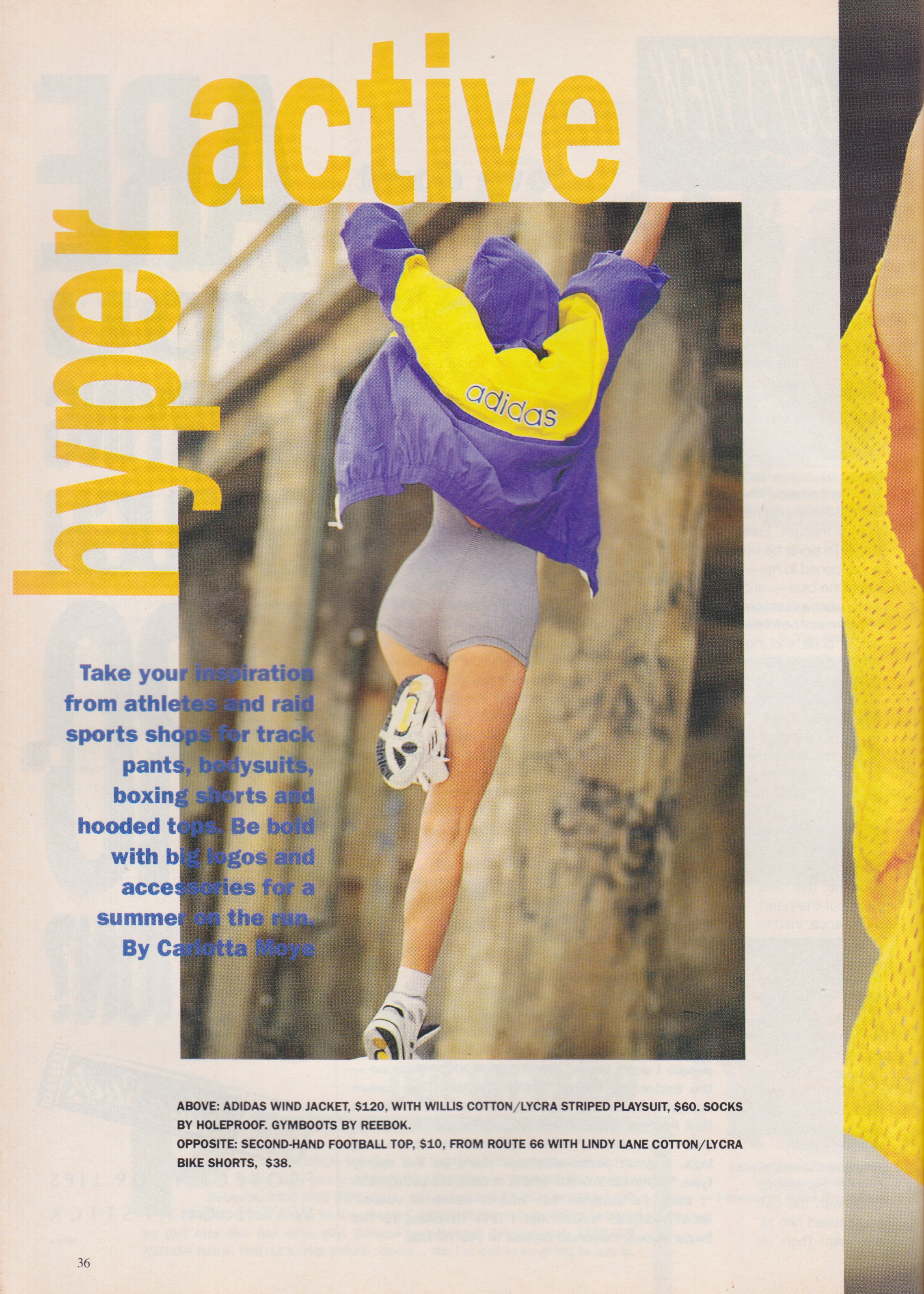 Dolly January 1991 | Rachel Cyriacs | Hyper Active 01.jpeg