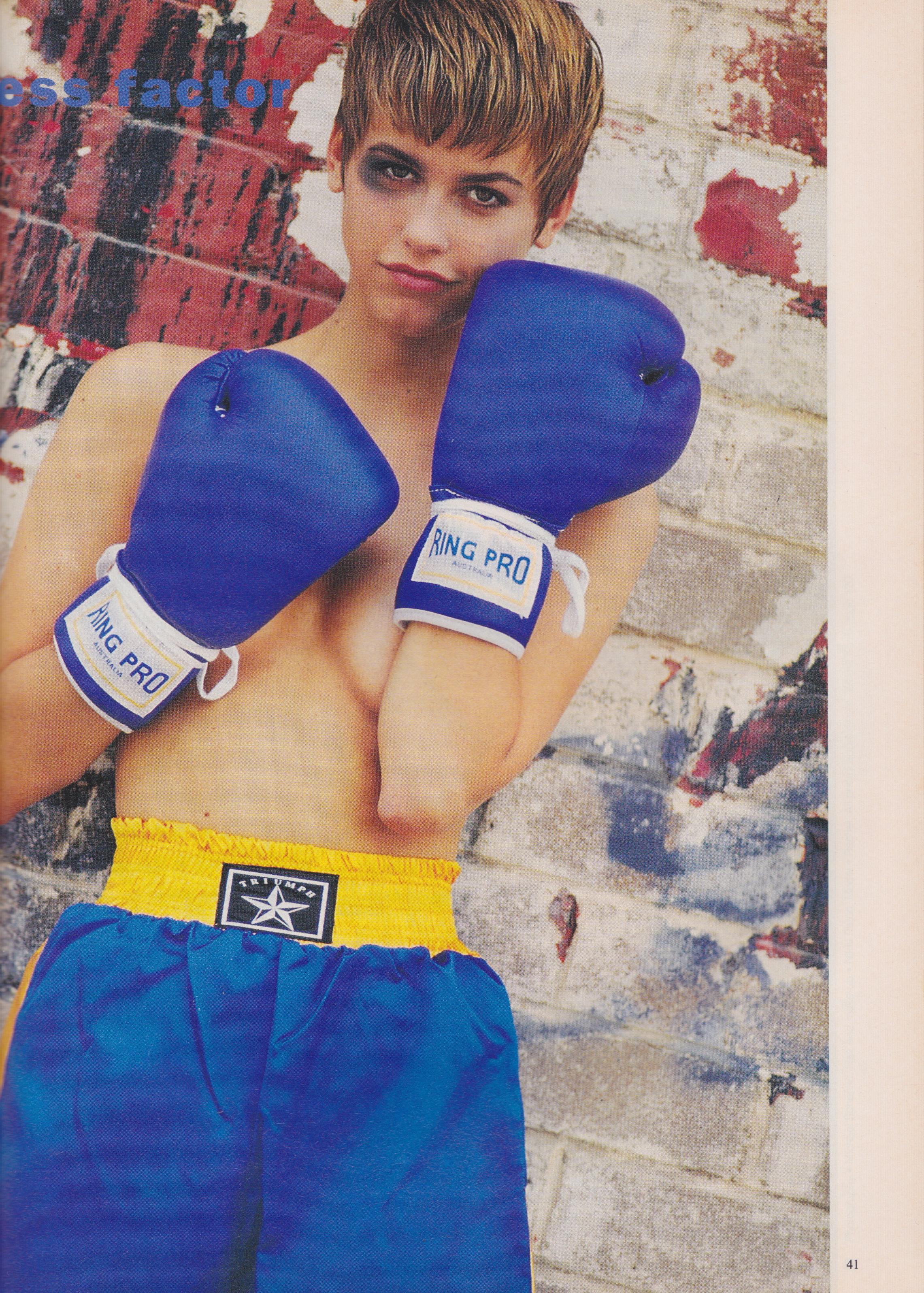 Dolly January 1991 | Rachel Cyriacs | Hyper Active 06.jpeg