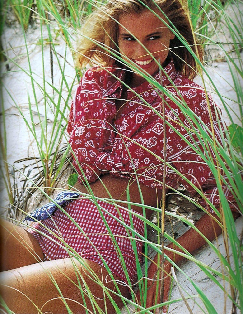 Elle (US) January 1991 | Baby Doll 02.jpg