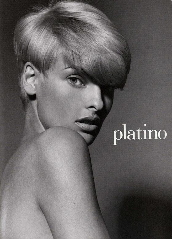 Vogue (Italia) January 1991 | Linda Evangelista 02.jpg