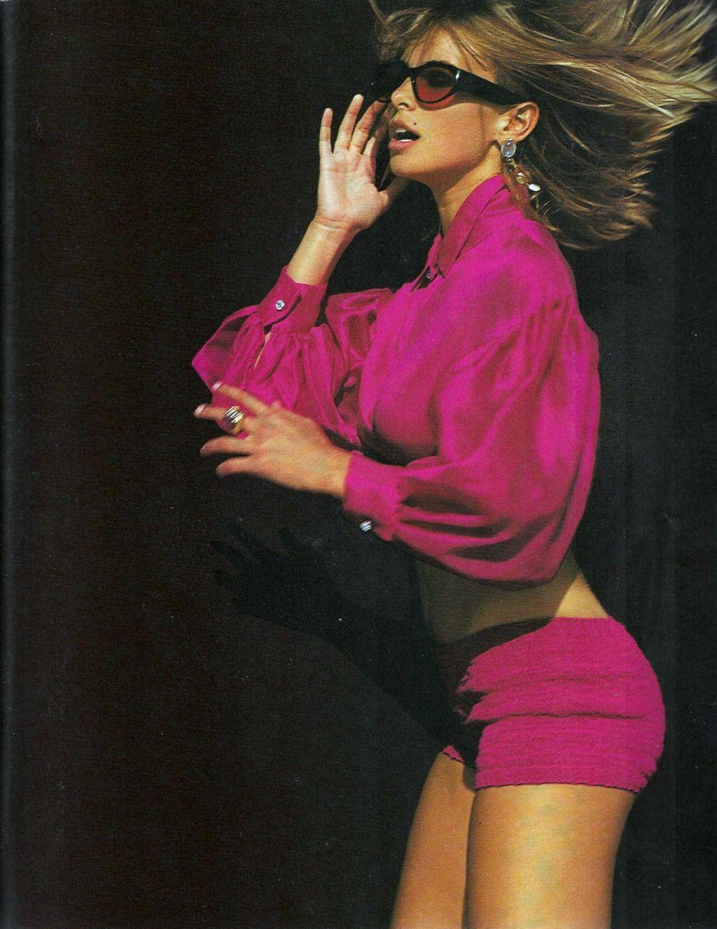 Elle (US) January 1991 | Sizzle 06.jpg