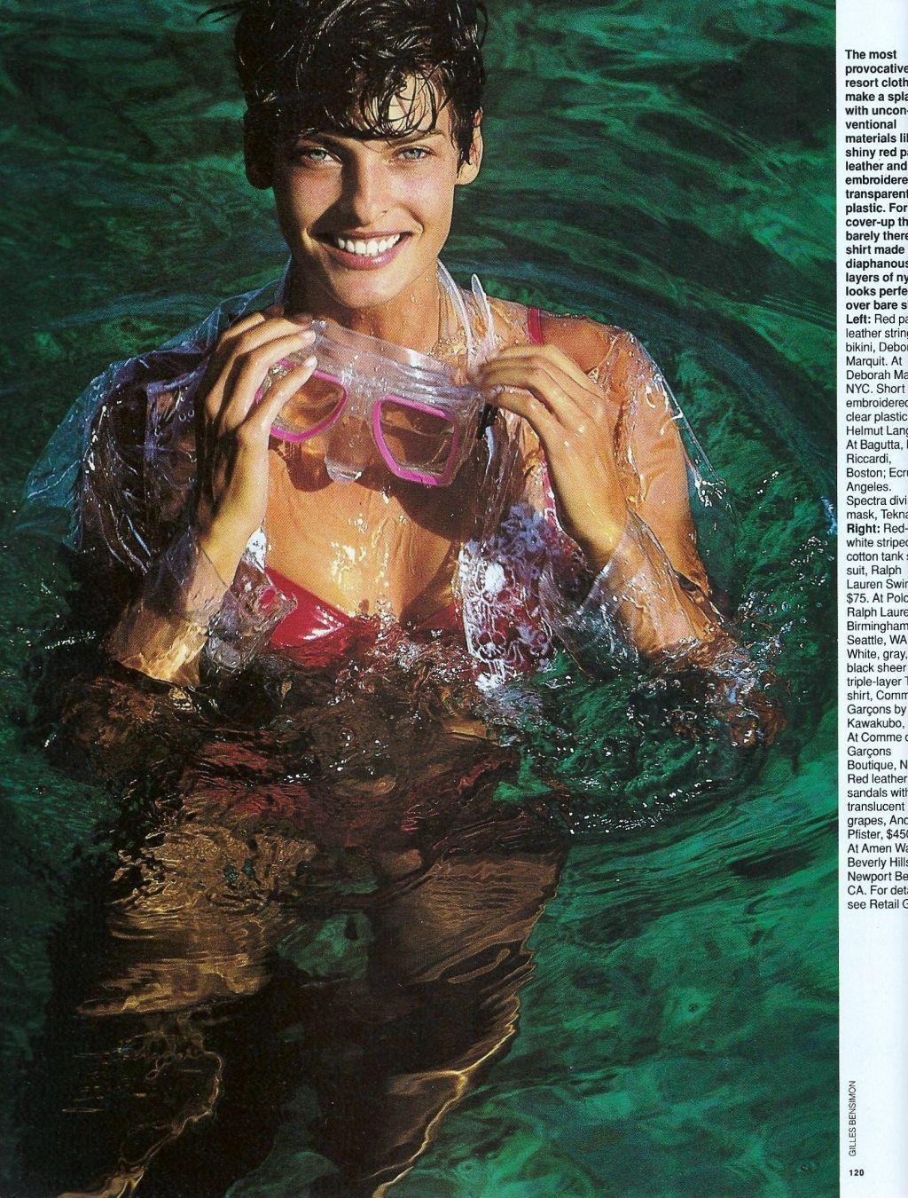 Elle (US) January 1991 | Neo-Naval 05.jpg