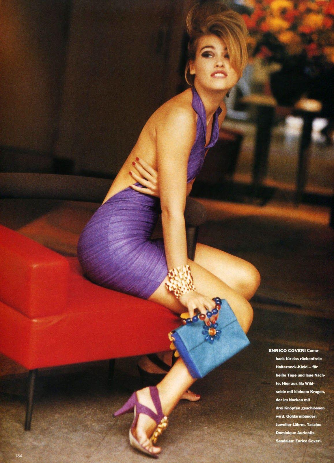 Vogue (Germany) January 1991 | Sommer-News 03.jpg