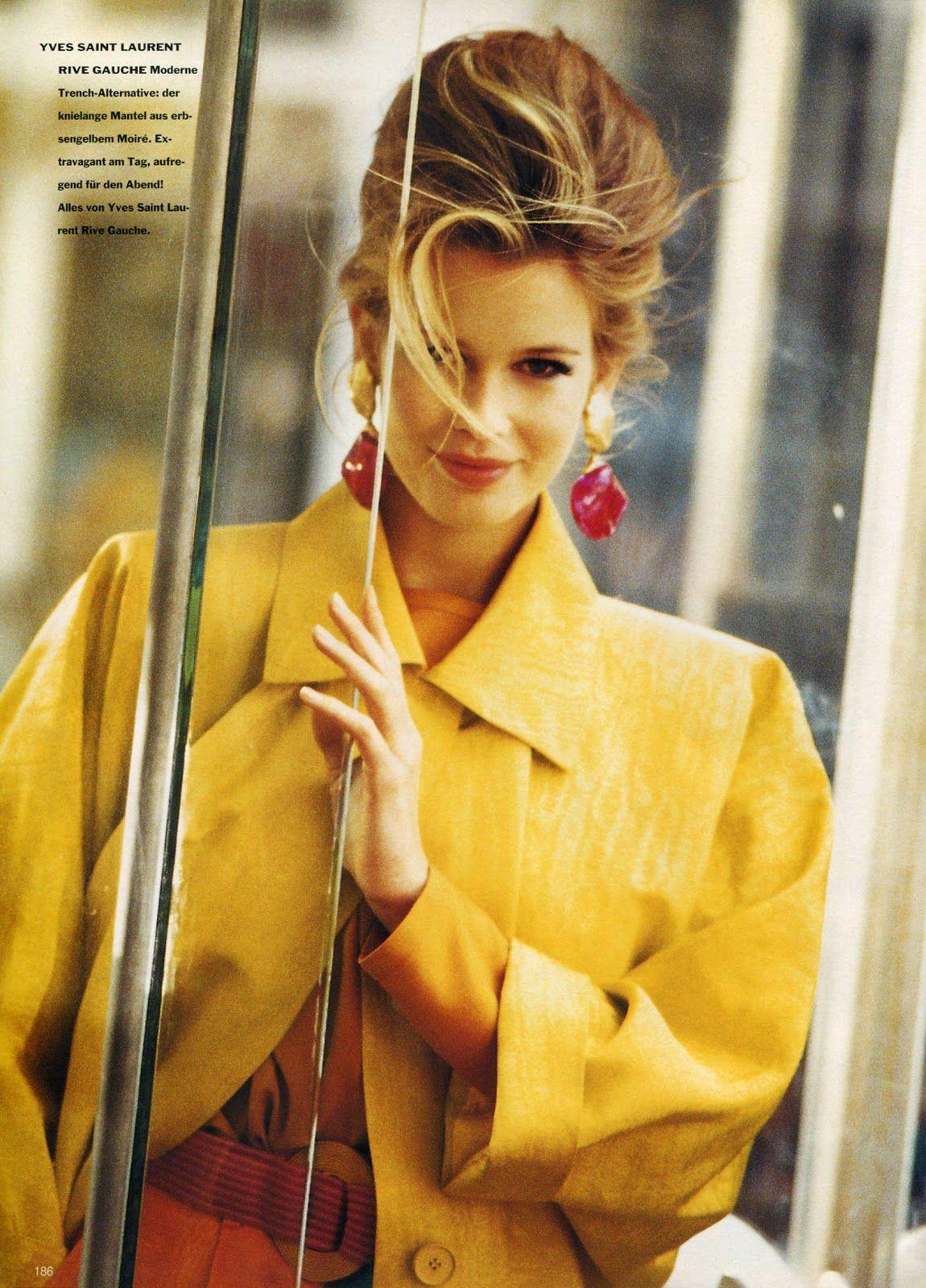 Vogue (Germany) January 1991 | Sommer-News 05.jpg