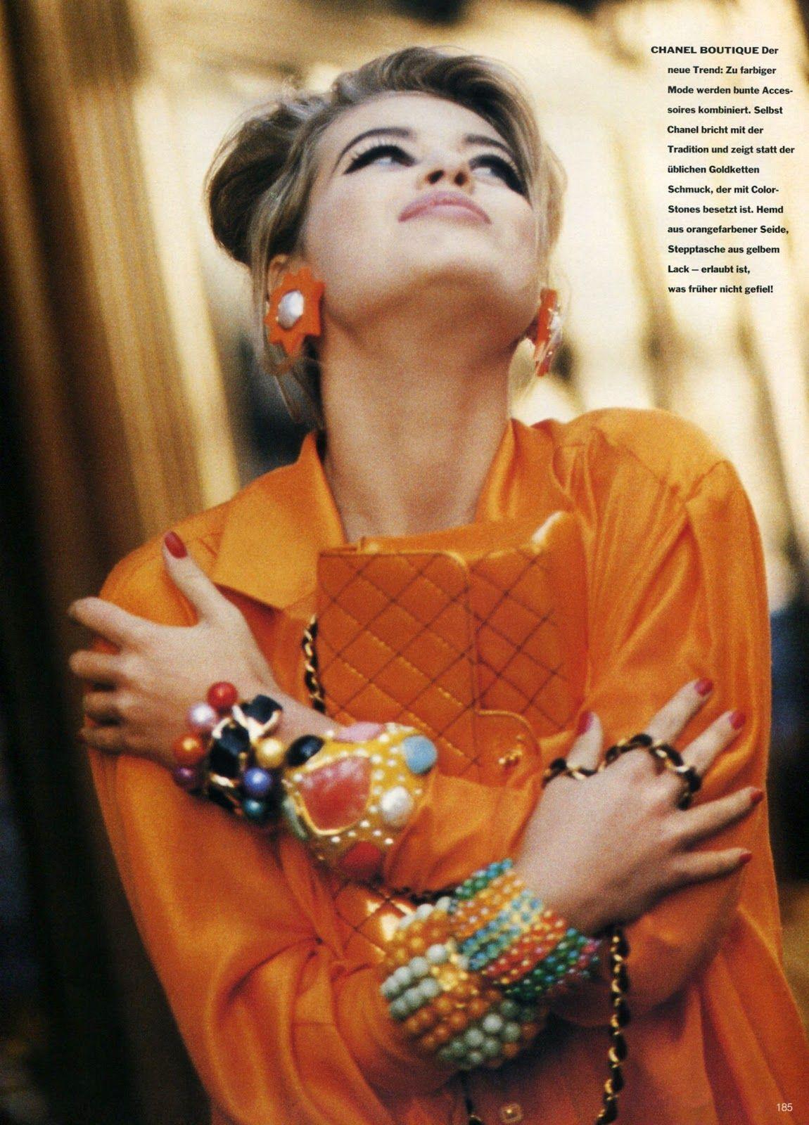 Vogue (Germany) January 1991 | Sommer-News 04.jpg