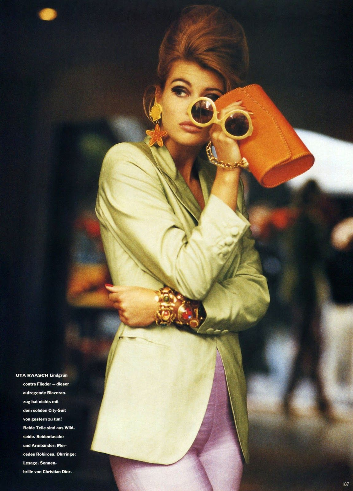 Vogue (Germany) January 1991 | Sommer-News 06.jpg