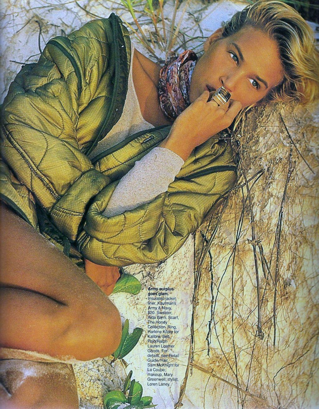 Elle (US) January 1991 | Tropical 02.jpg