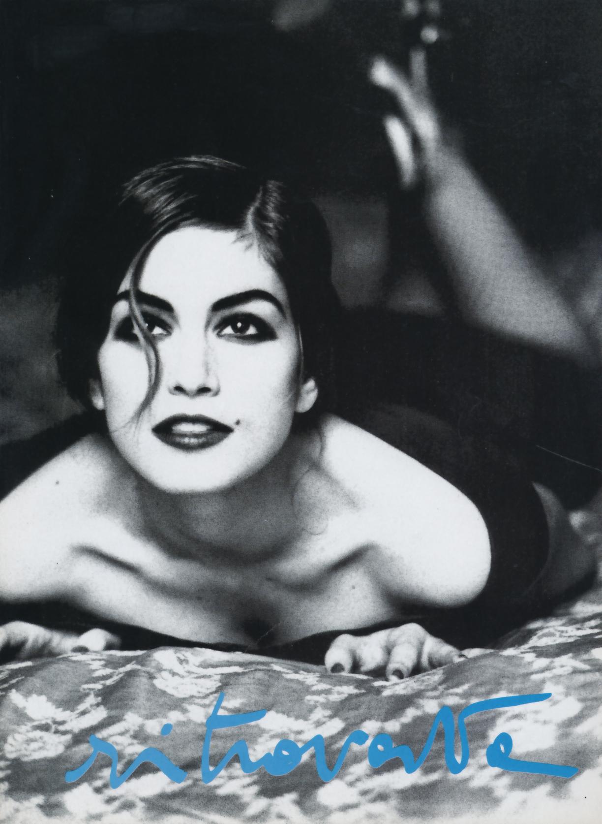 Vogue (Italia) January 1991 | Cindy Crawford & Tatjana Patitz 01.jpg