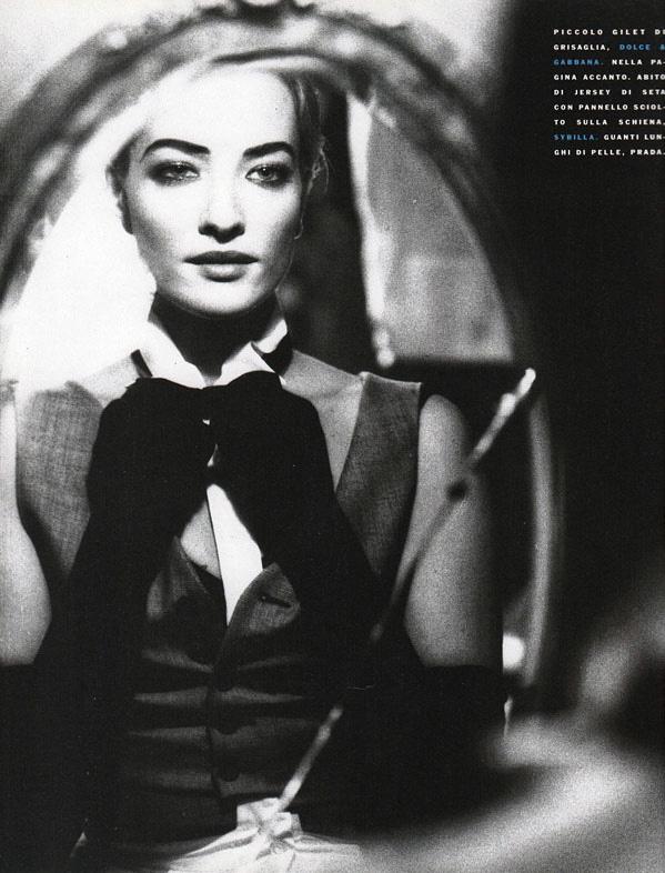 Vogue (Italia) January 1991 | Cindy Crawford & Tatjana Patitz 03.jpg