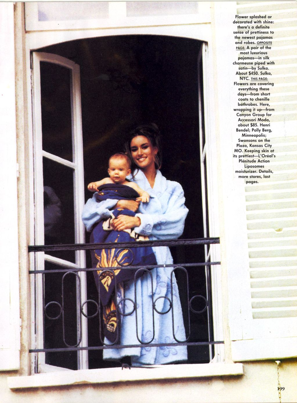 Vogue (US) January 1991 | Time Out 04.jpg