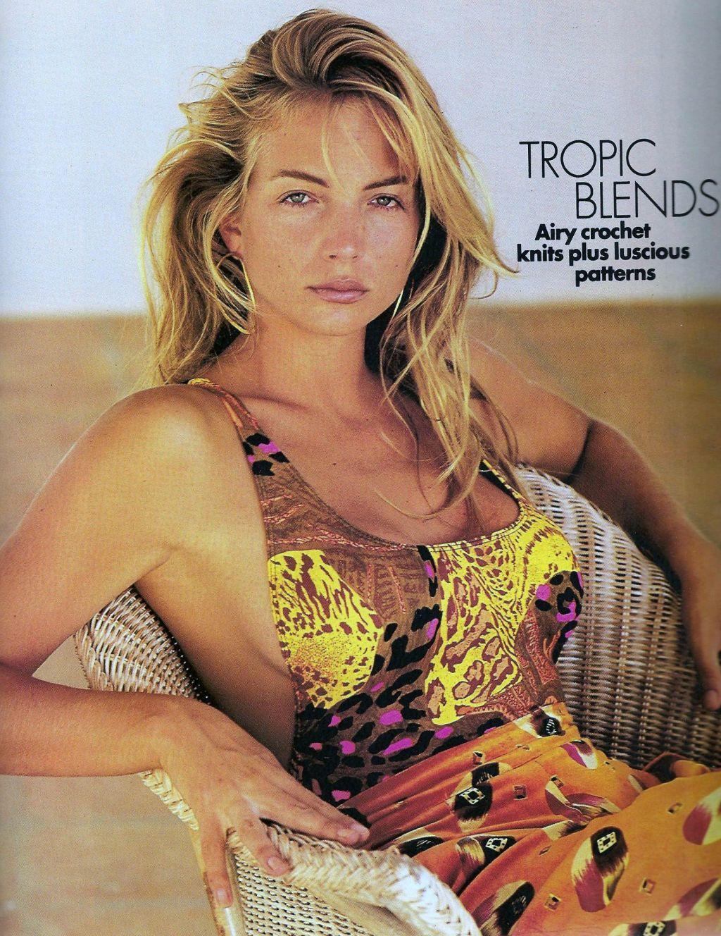 Elle (US) January 1991 | Exotic 04.jpg