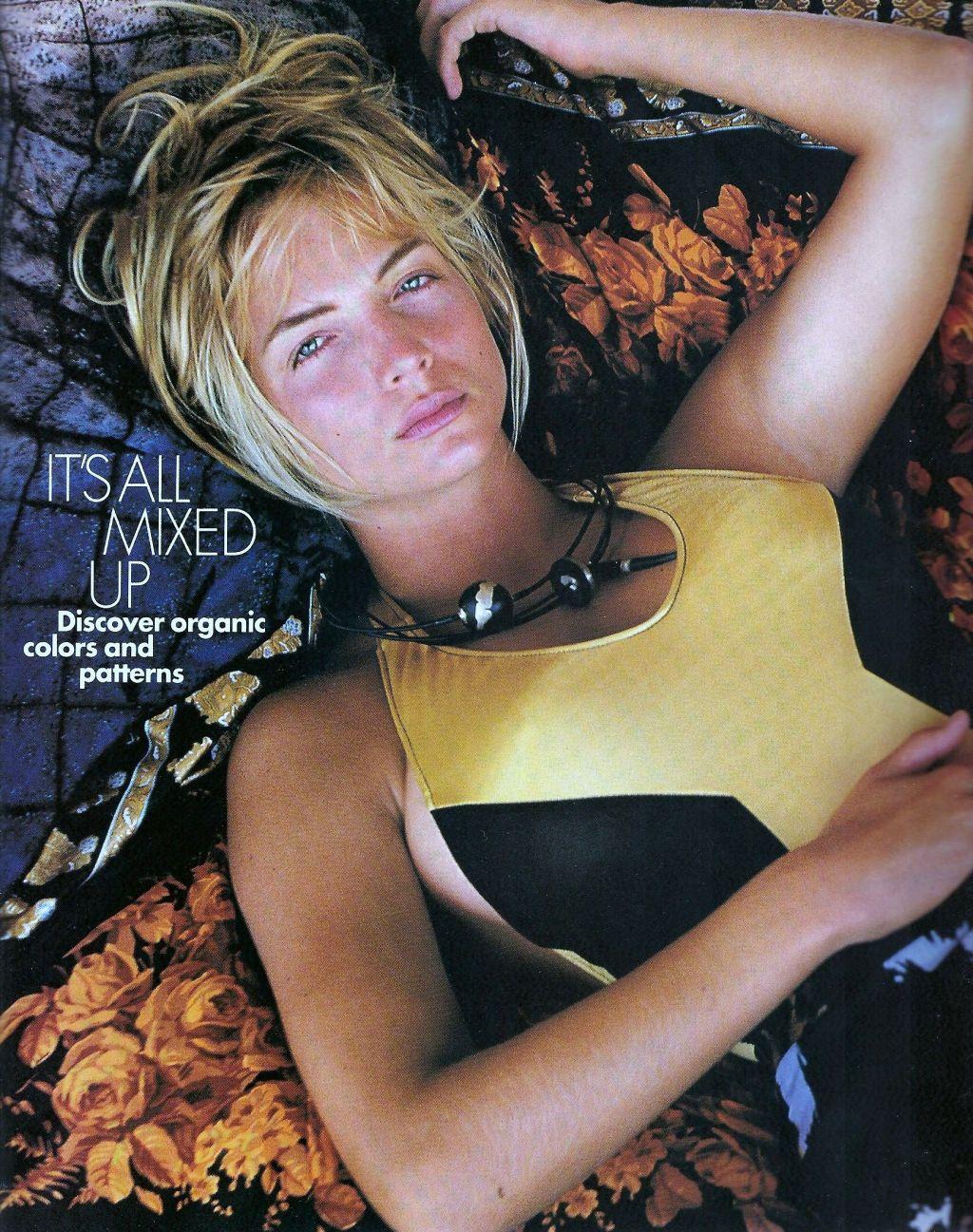 Elle (US) January 1991 | Exotic 06.jpg